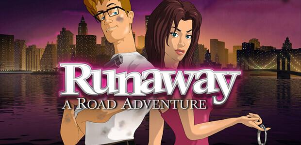Runaway: A Road Adventure - Cover / Packshot