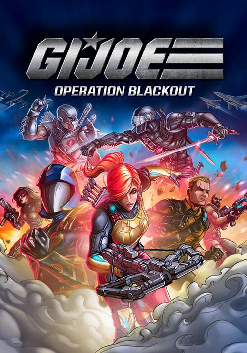 G.I. Joe: Operation Blackout - Cover / Packshot