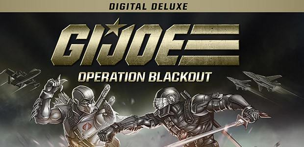 G.I. Joe: Operation Blackout - Digital Deluxe - Cover / Packshot