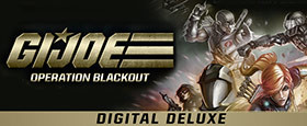 G.I. Joe: Operation Blackout - Digital Deluxe