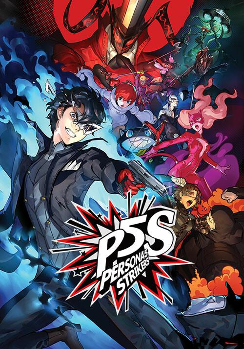 Persona 5 Strikers - Cover / Packshot