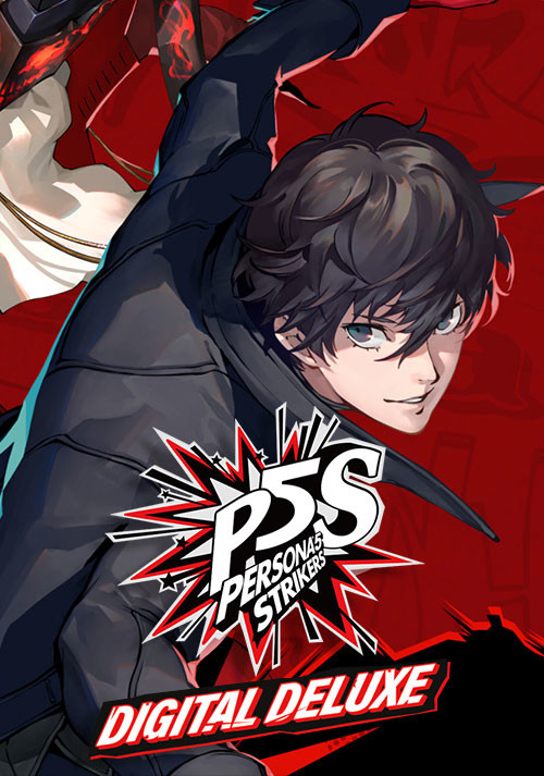 Persona 5 Strikers - Deluxe Edition - Cover / Packshot