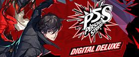 Persona 5 Strikers - Deluxe Edition