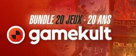 Bundle 20 jeux - 20 ans Gamekult