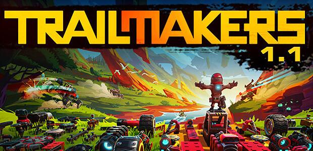 Trailmakers - Cover / Packshot