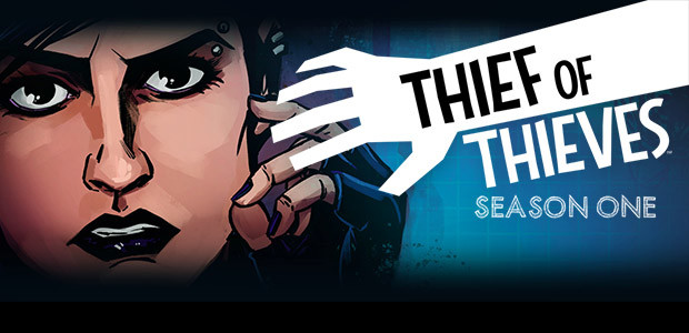 Thief of Thieves - Cover / Packshot