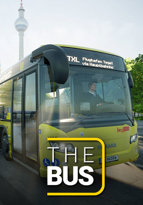 The Bus - Cover / Packshot