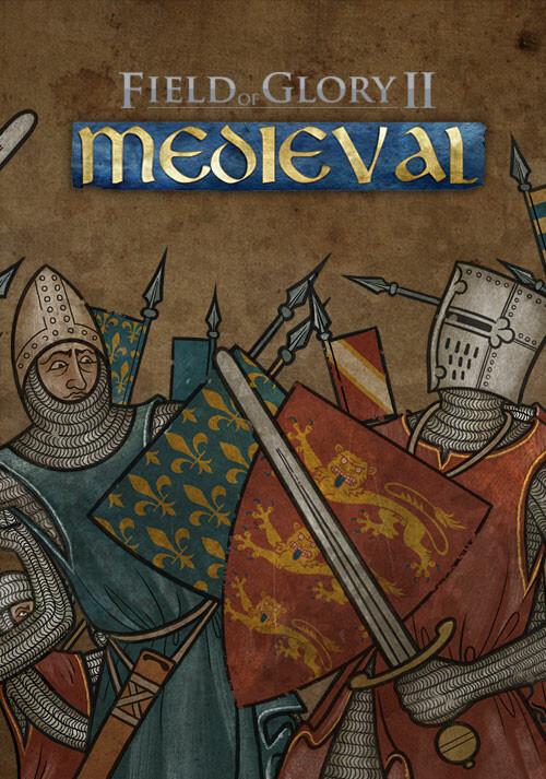 Field of Glory II: Medieval - Cover / Packshot
