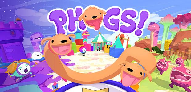 PHOGS! - Cover / Packshot