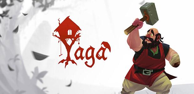 Yaga - Cover / Packshot