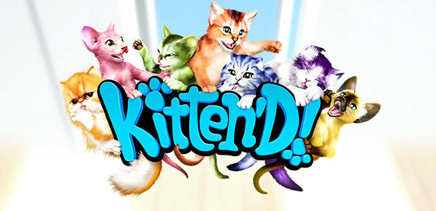 Kitten'd - Cover / Packshot
