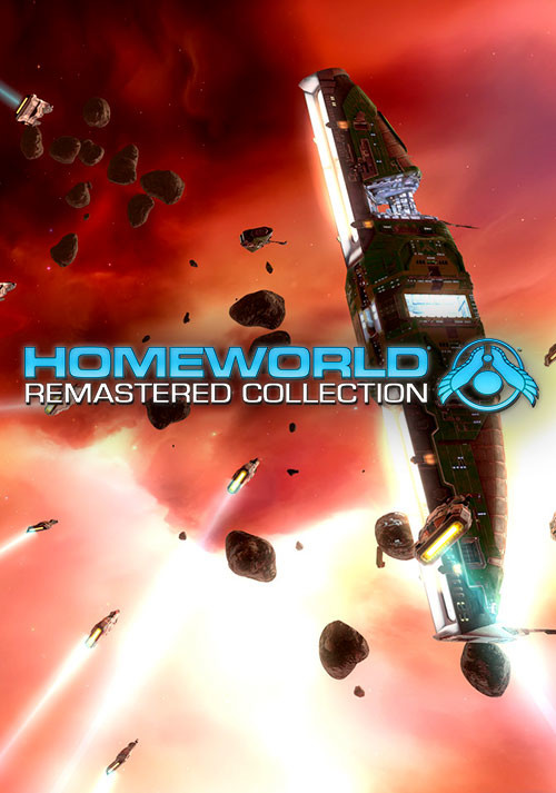 Homeworld Remastered Collection - Cover / Packshot