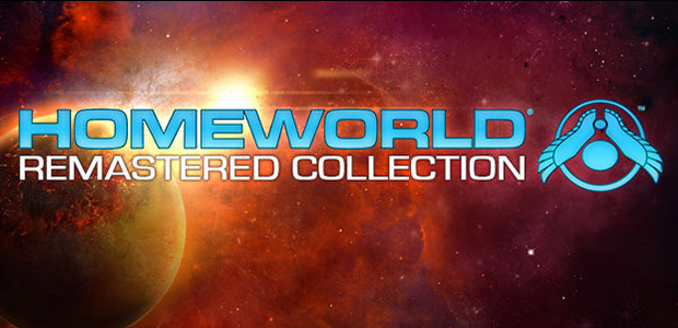 Homeworld Remastered Collection - Cover / Packshot