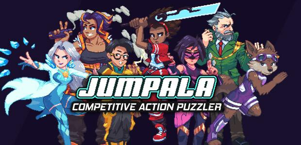Jumpala - Cover / Packshot