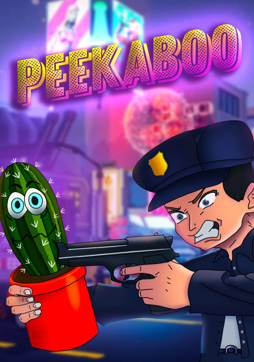 Peekaboo: Hide and Seek - Cover / Packshot