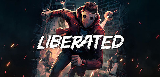 Liberated - Cover / Packshot