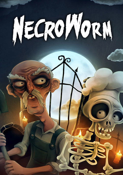NecroWorm - Cover / Packshot