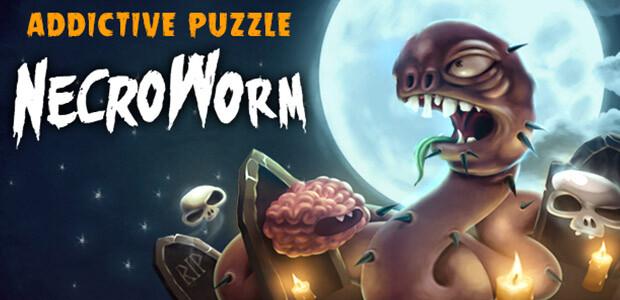 NecroWorm - Cover / Packshot