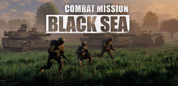 Combat Mission Black Sea - Cover / Packshot