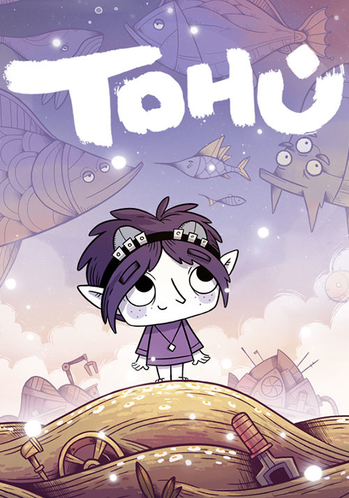 TOHU - Cover / Packshot