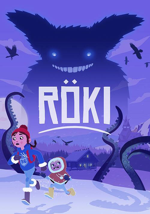 Röki - Cover / Packshot