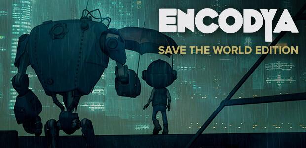 ENCODYA - Save the World Edition - Cover / Packshot