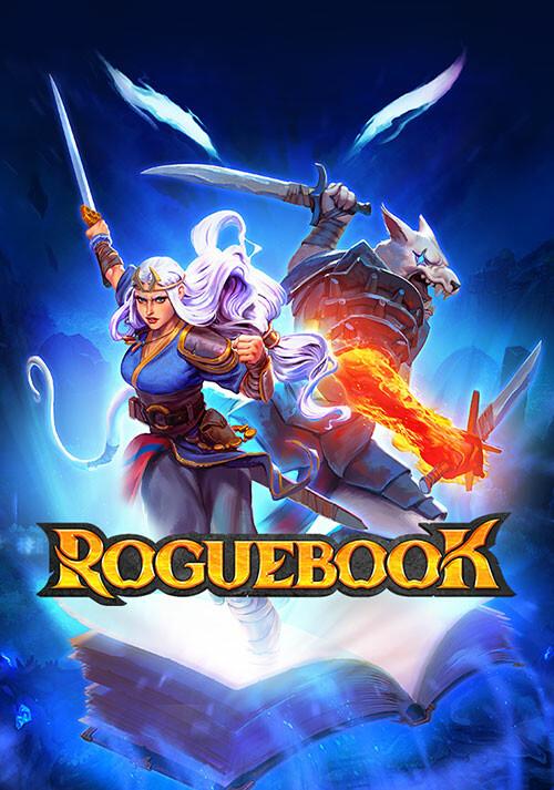 Roguebook - Cover / Packshot