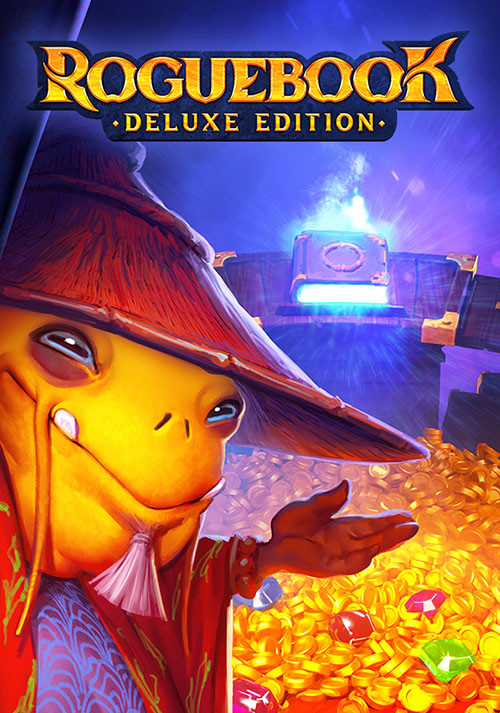 Roguebook - Deluxe Edition - Cover / Packshot