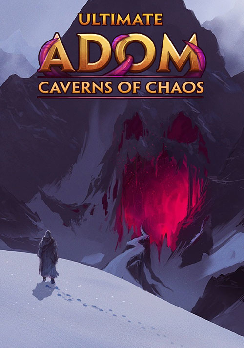 Ultimate ADOM - Die Chaoshöhlen - Cover / Packshot