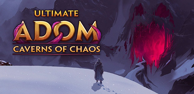 Ultimate ADOM - Caverns of Chaos - Cover / Packshot