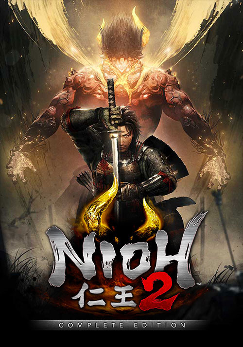 Nioh 2 - The Complete Edition - Cover / Packshot