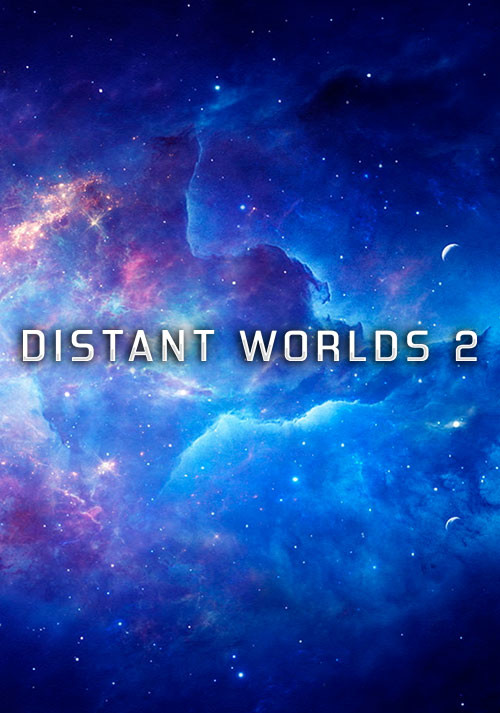 Distant Worlds 2 - Cover / Packshot