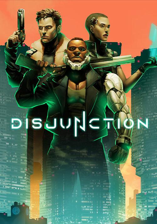 Disjunction - Cover / Packshot