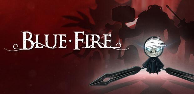 Blue Fire - Cover / Packshot