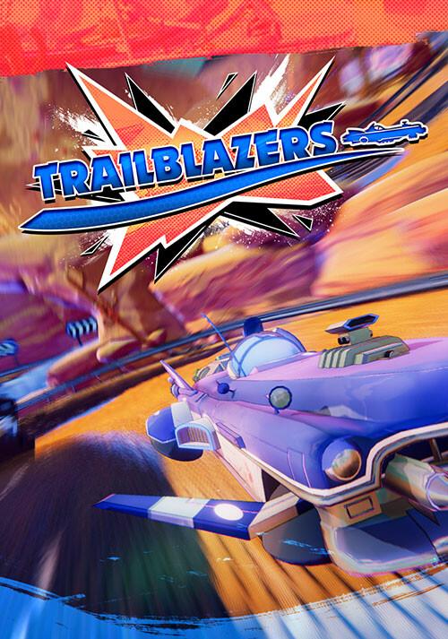 Trailblazers - Cover / Packshot