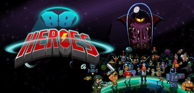 88 Heroes - Cover / Packshot
