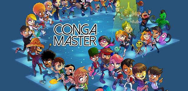 Conga Master - Cover / Packshot