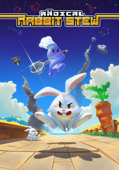 Radical Rabbit Stew - Cover / Packshot