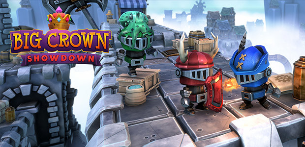 Big Crown®: Showdown - Cover / Packshot