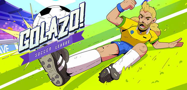Golazo! Soccer League - Cover / Packshot