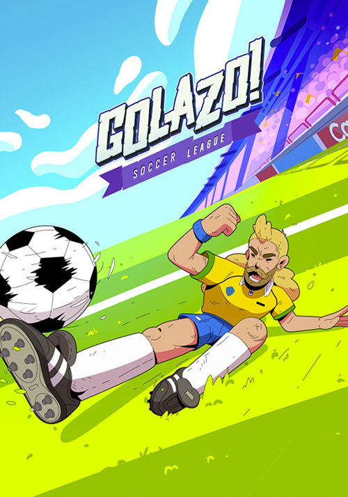 Golazo! Soccer League - Cover / Packshot