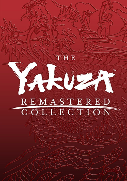 The Yakuza Remastered Collection - Cover / Packshot
