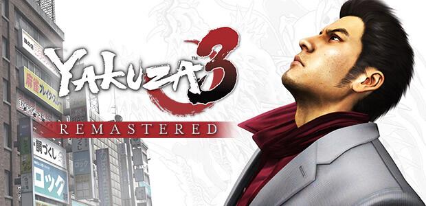 Yakuza 3 Remastered - Cover / Packshot
