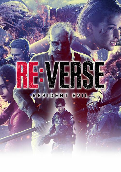 Resident Evil Re:Verse - Cover / Packshot