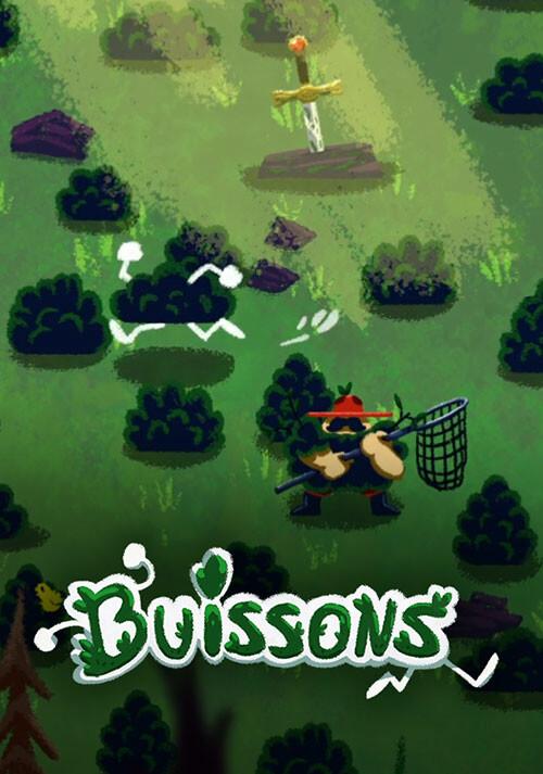 Buissons - Cover / Packshot