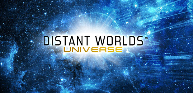 Distant Worlds: Universe - Cover / Packshot