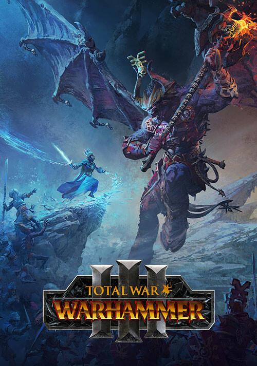 Total War: WARHAMMER III - Cover / Packshot