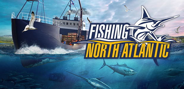 Fishing: North Atlantic - Cover / Packshot