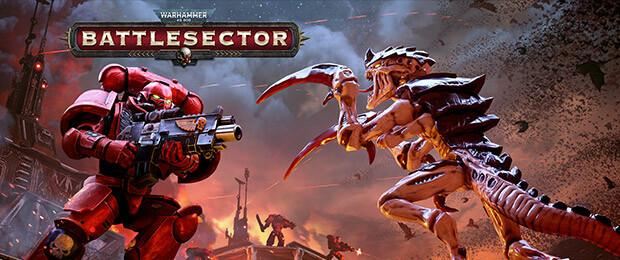 Warhammer 40,000: Battlesector - Launch Trailer
