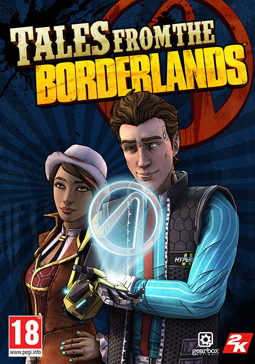 Tales from the Borderlands - Cover / Packshot